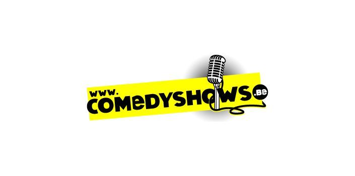 logo comedyshows.be