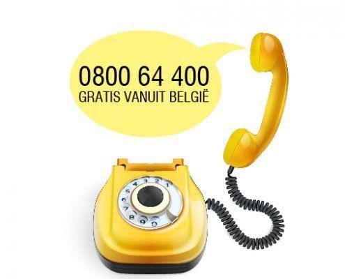 Old-skool telefoon